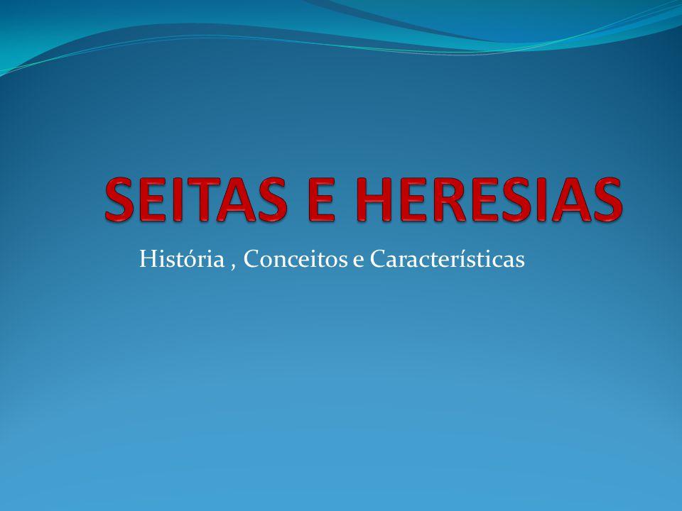 História , Conceitos e Características