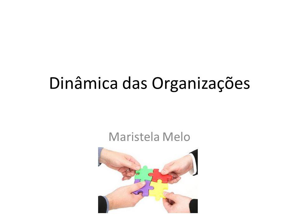 Dinâmica das Organizações