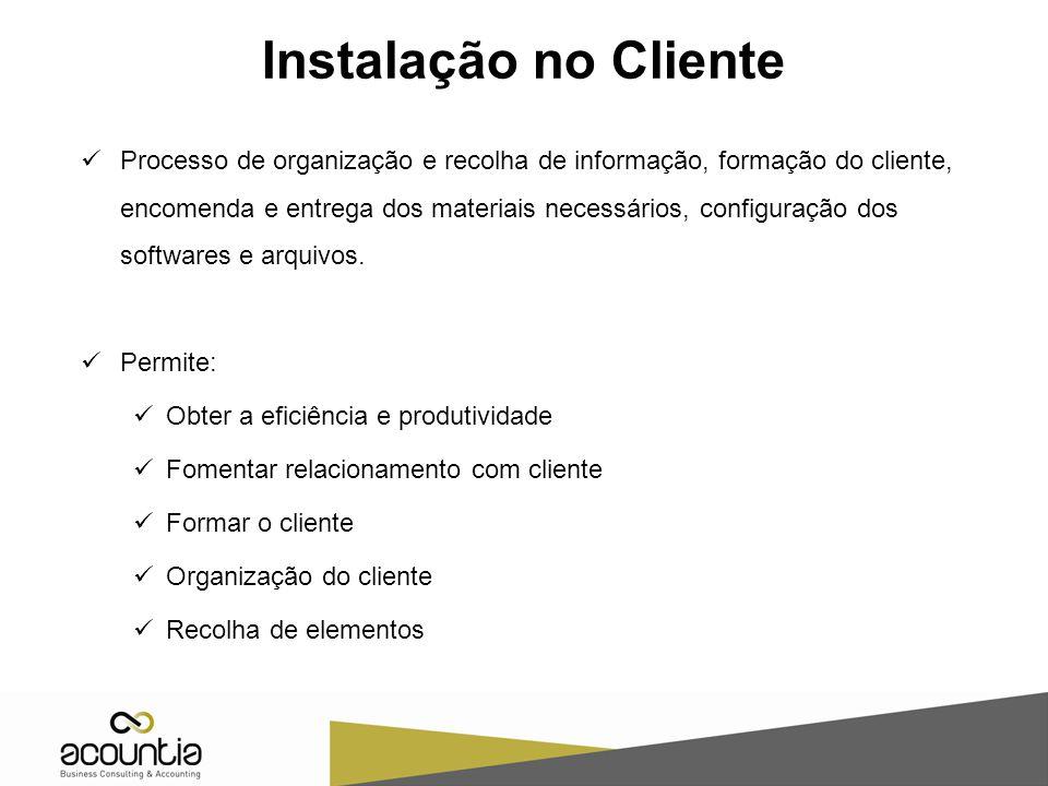 Instalação no Cliente