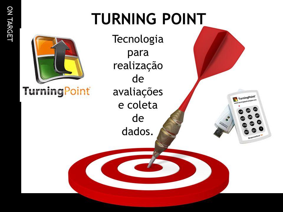 TURNING POINT Tecnologia para realização de avaliações e coleta de