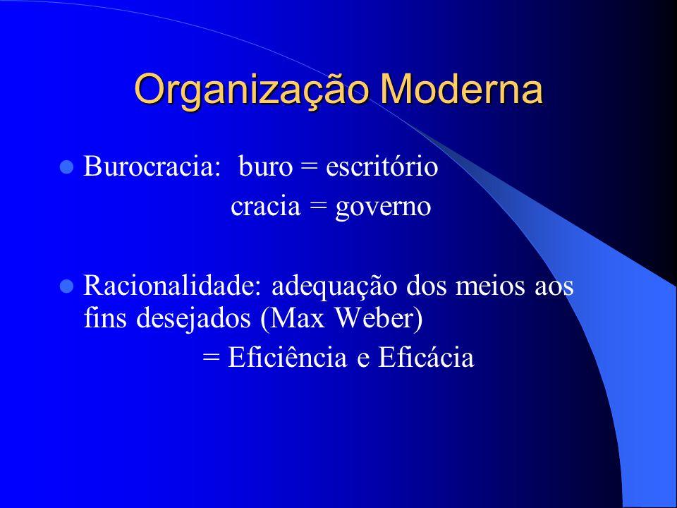 = Eficiência e Eficácia
