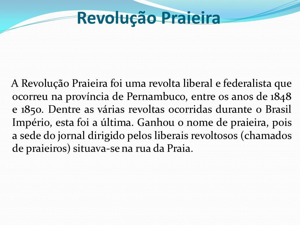 Revolução Praieira