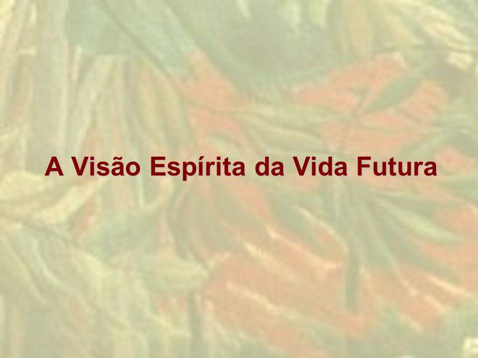 A Visão Espírita da Vida Futura