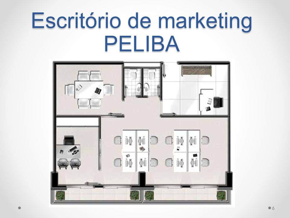 Escritório de marketing PELIBA