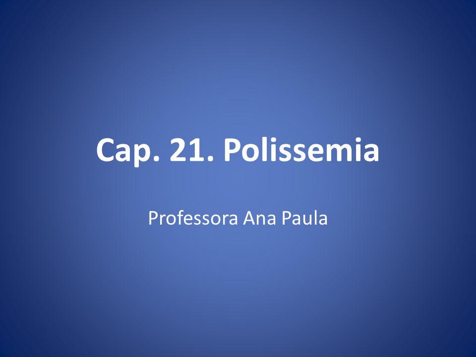Cap. 21. Polissemia Professora Ana Paula