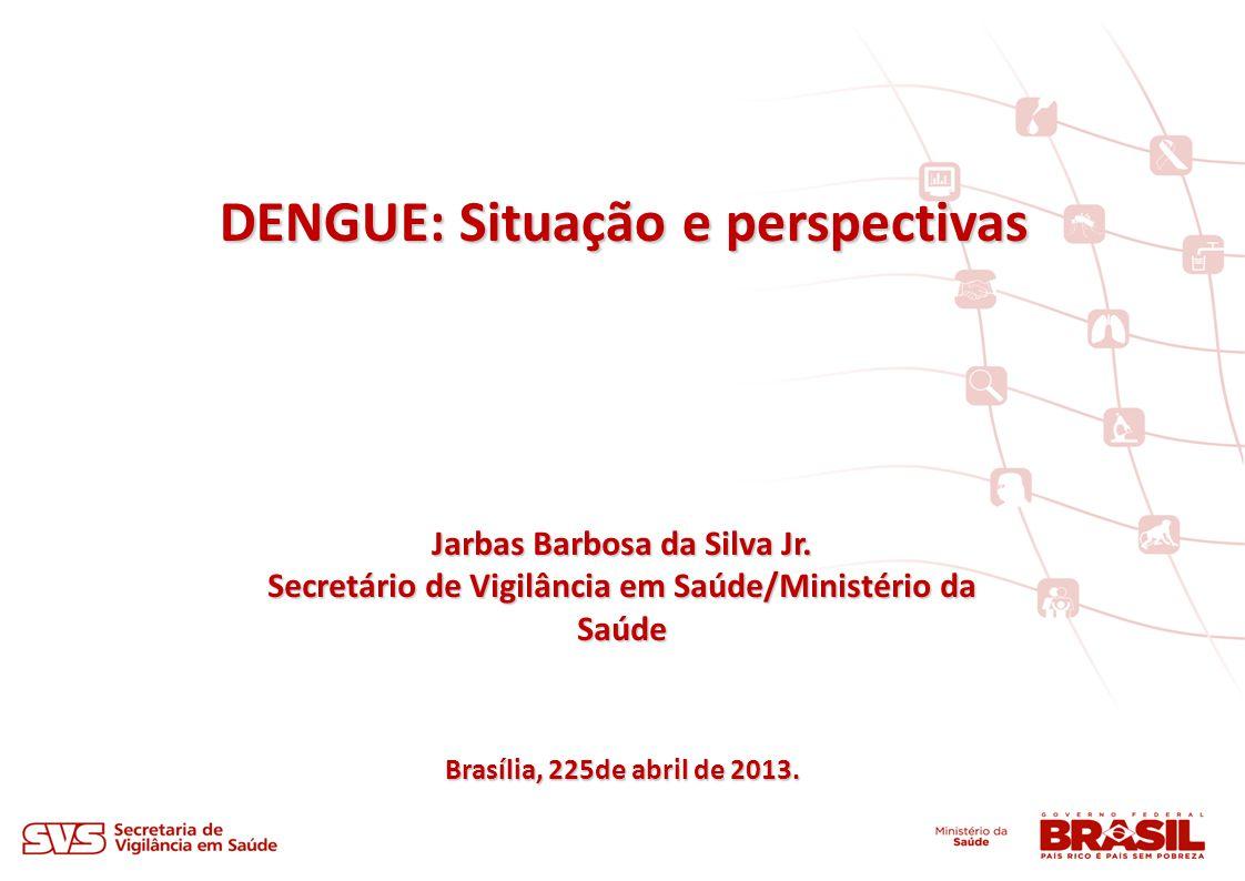 DENGUE: Situação e perspectivas