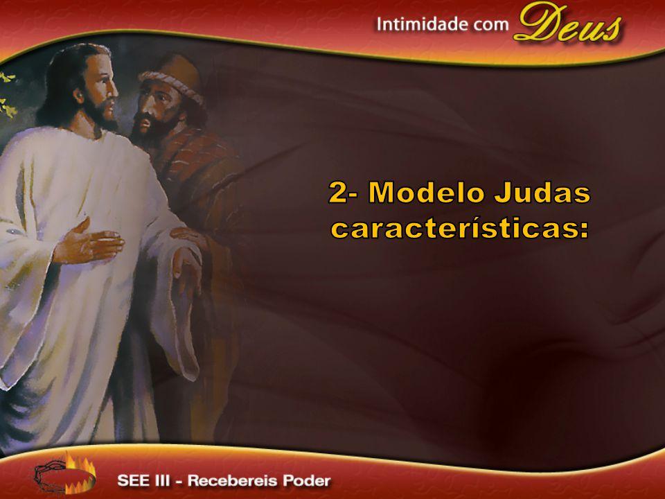 2- Modelo Judas características: