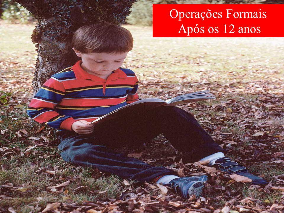 Operações Formais Após os 12 anos