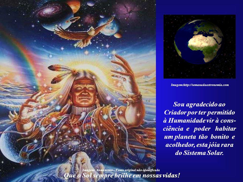 Criador por ter permitido