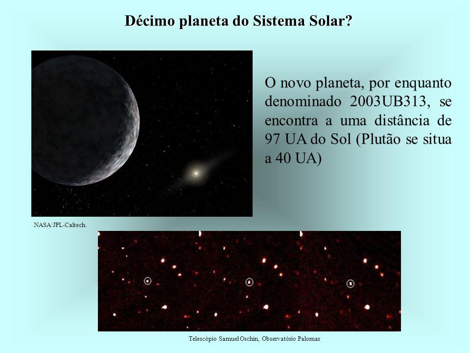 Décimo planeta do Sistema Solar