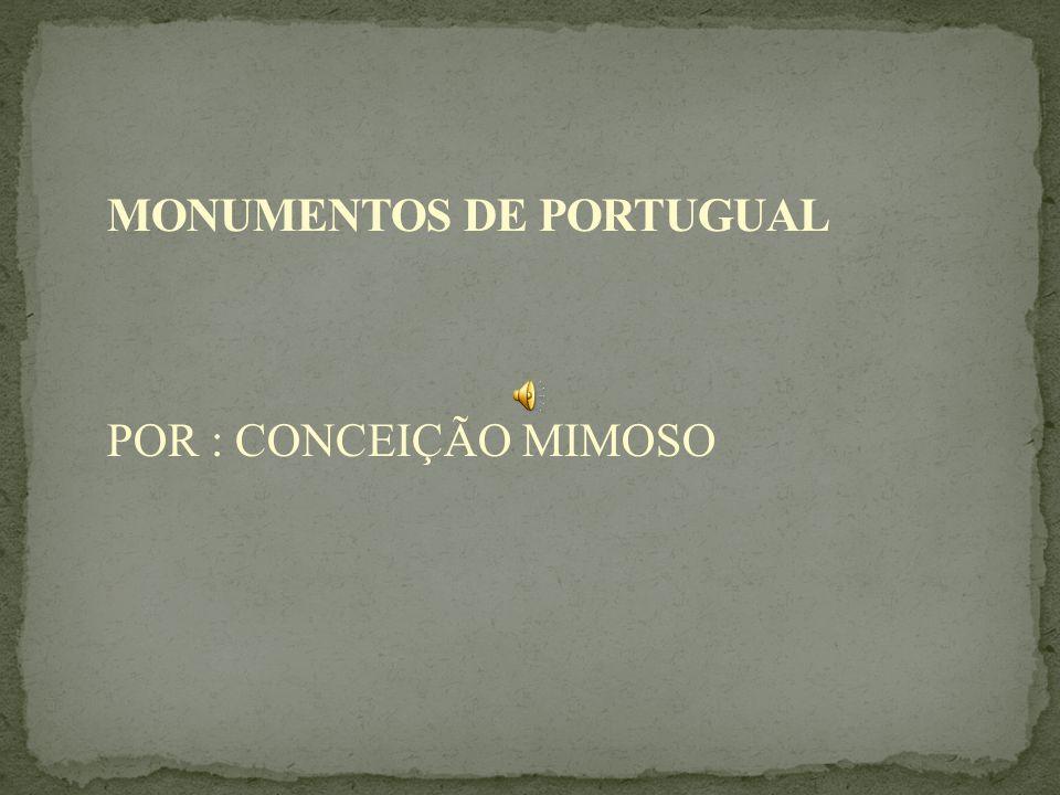 MONUMENTOS DE PORTUGUAL