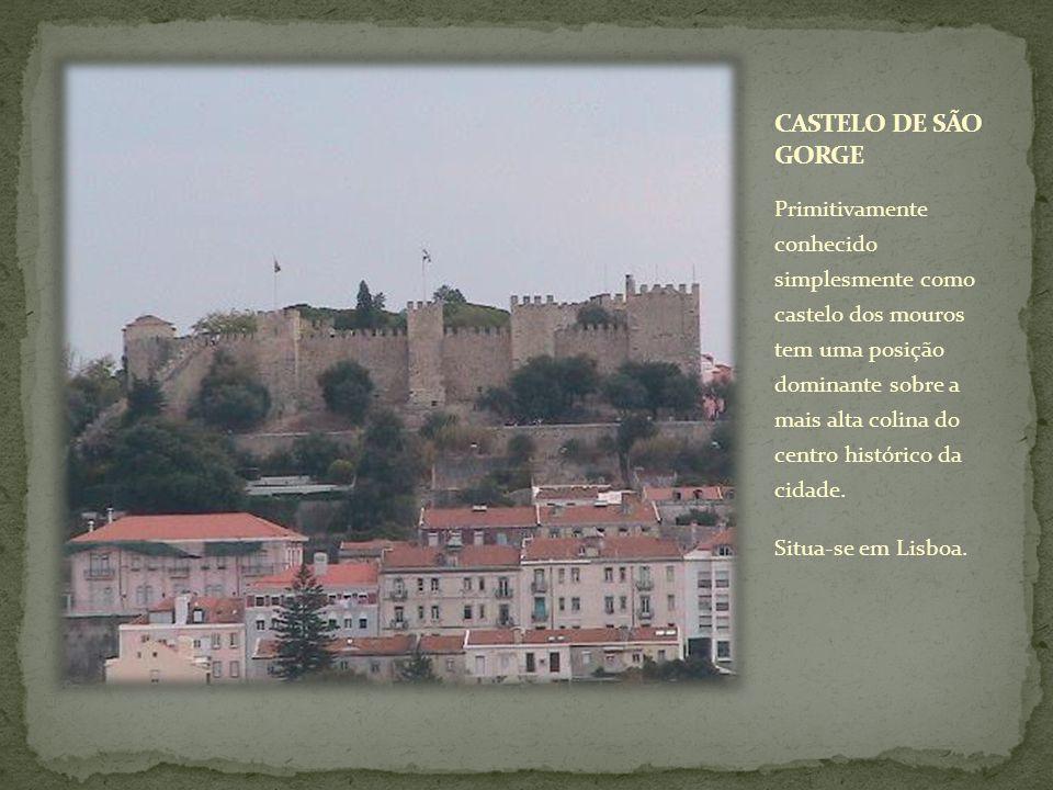 CASTELO DE SÃO GORGE
