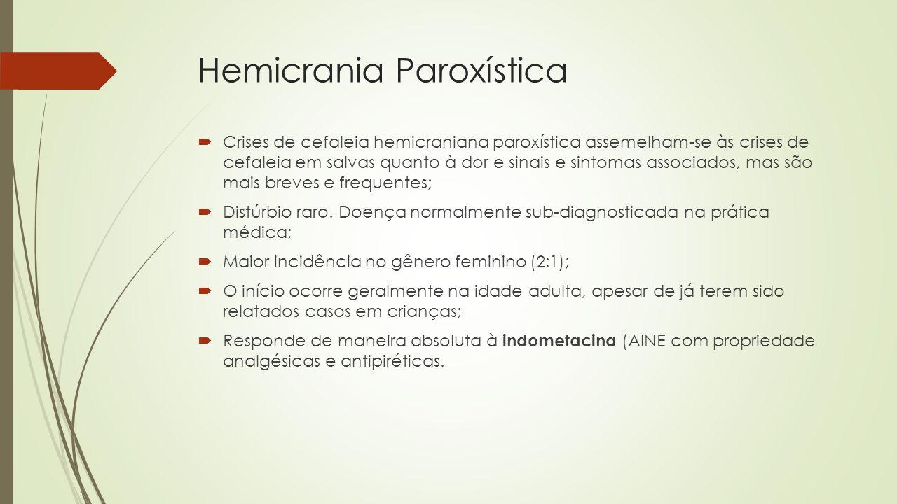 Hemicrania Paroxística