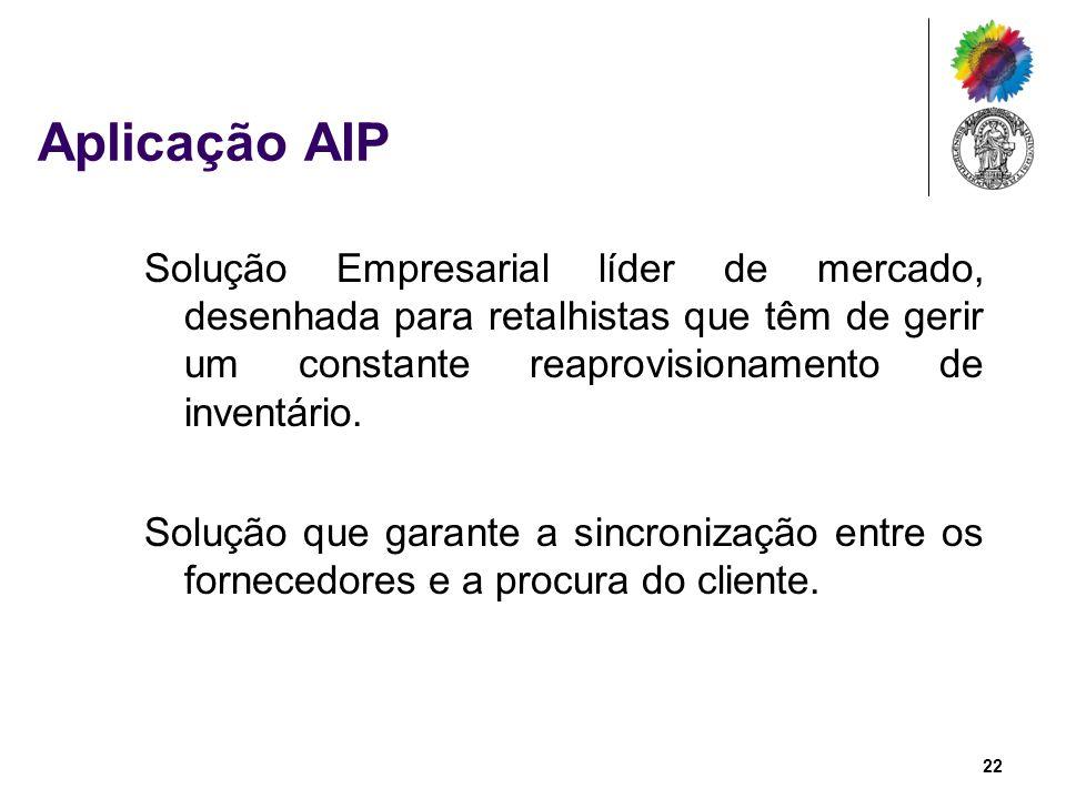 Aplicação AIP