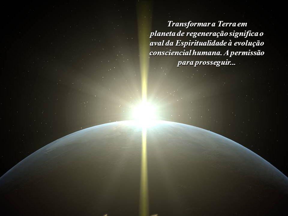 planeta de regeneração significa o