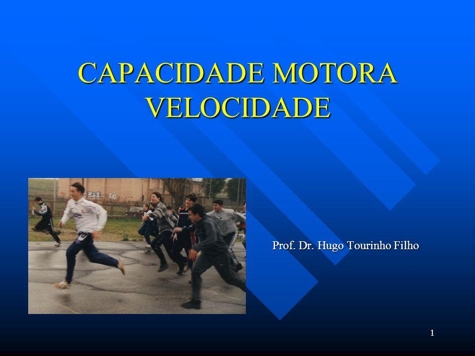 CAPACIDADE MOTORA VELOCIDADE