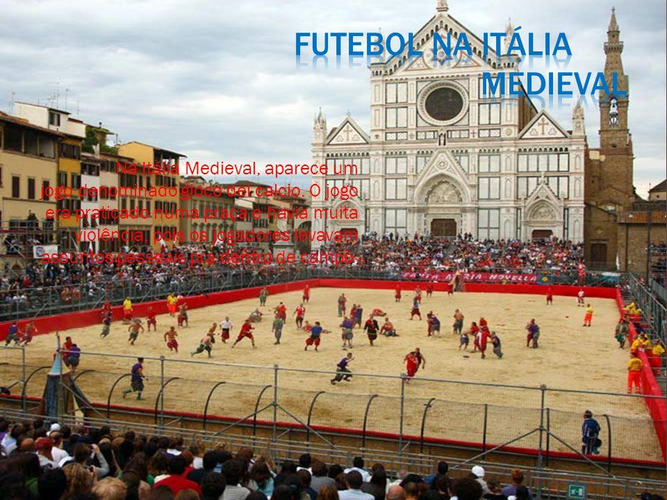 Futebol na Itália Medieval