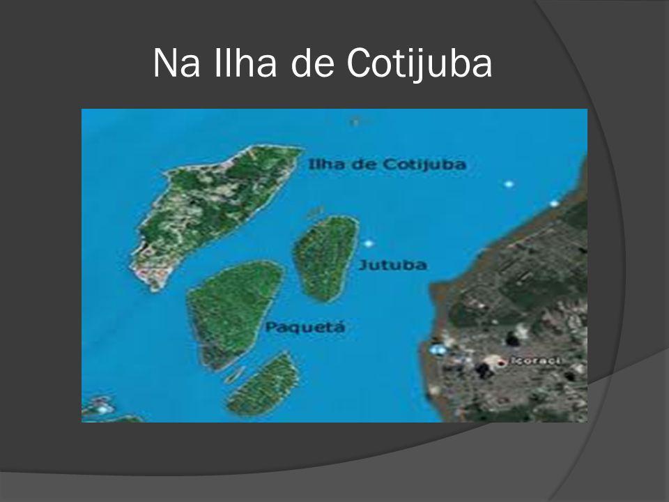 Na Ilha de Cotijuba