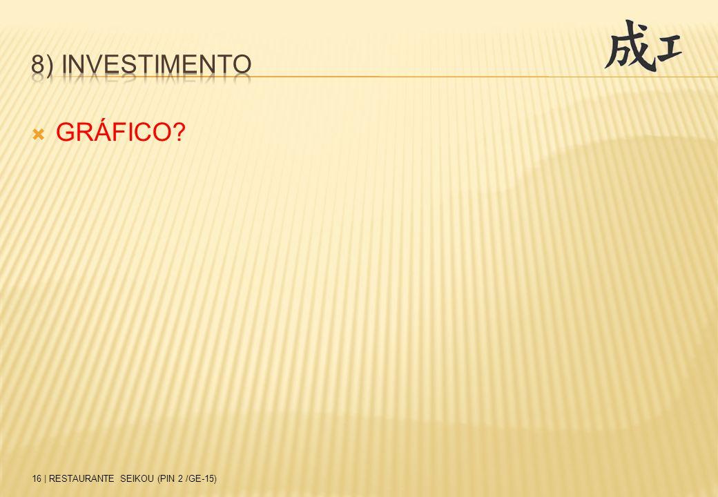 8) Investimento GRÁFICO ADRIANO