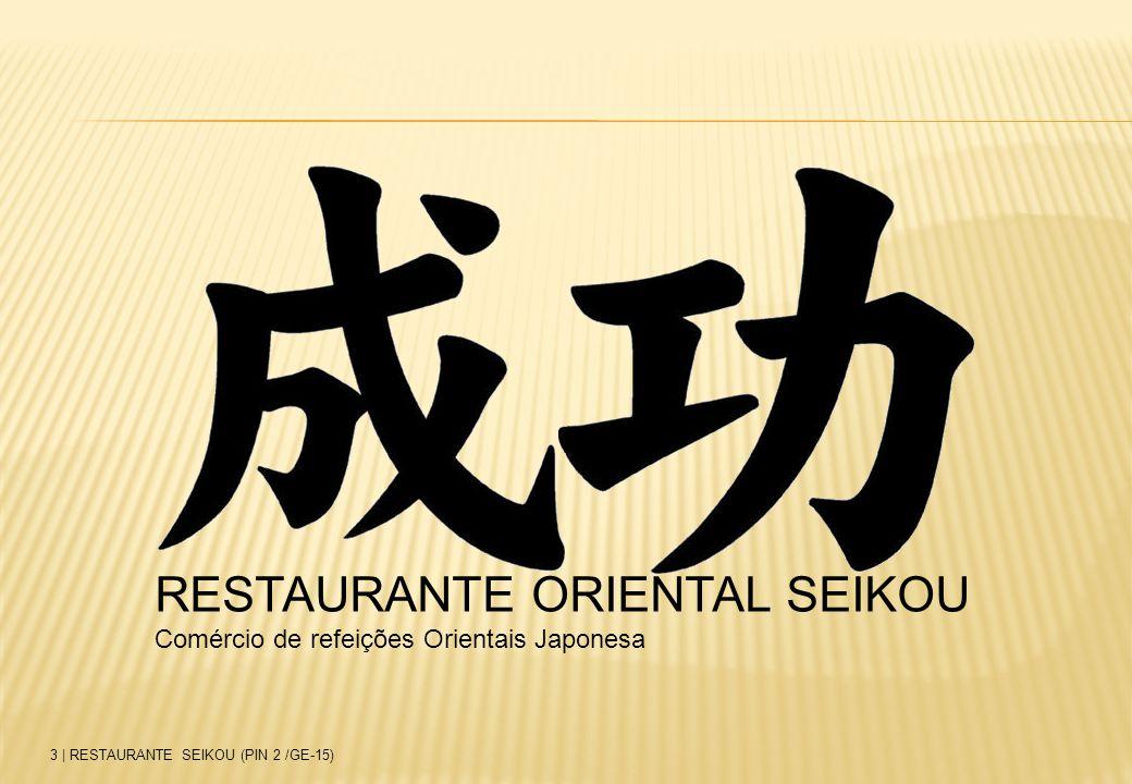 RESTAURANTE ORIENTAL SEIKOU