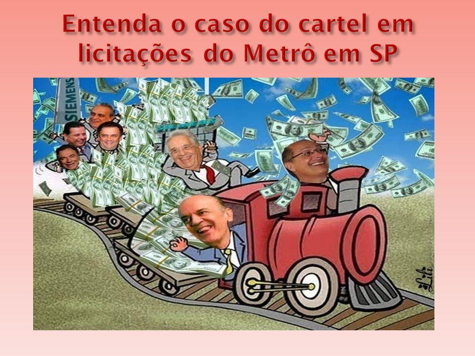 Entenda o caso do cartel em licitações do Metrô em SP