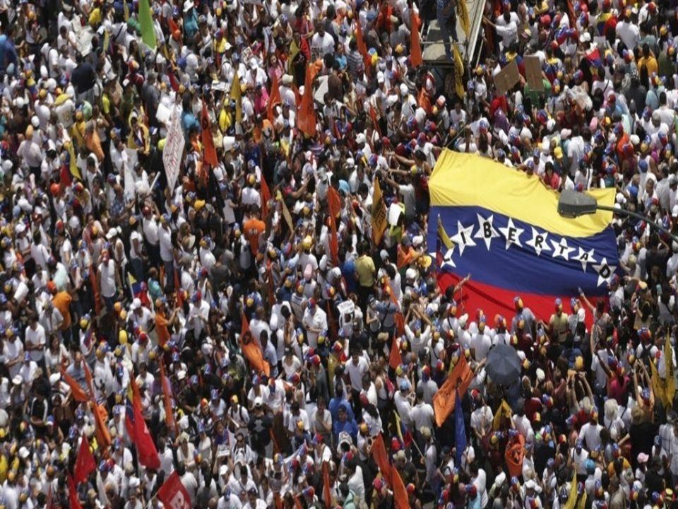 Entenda os protestos na Venezuela