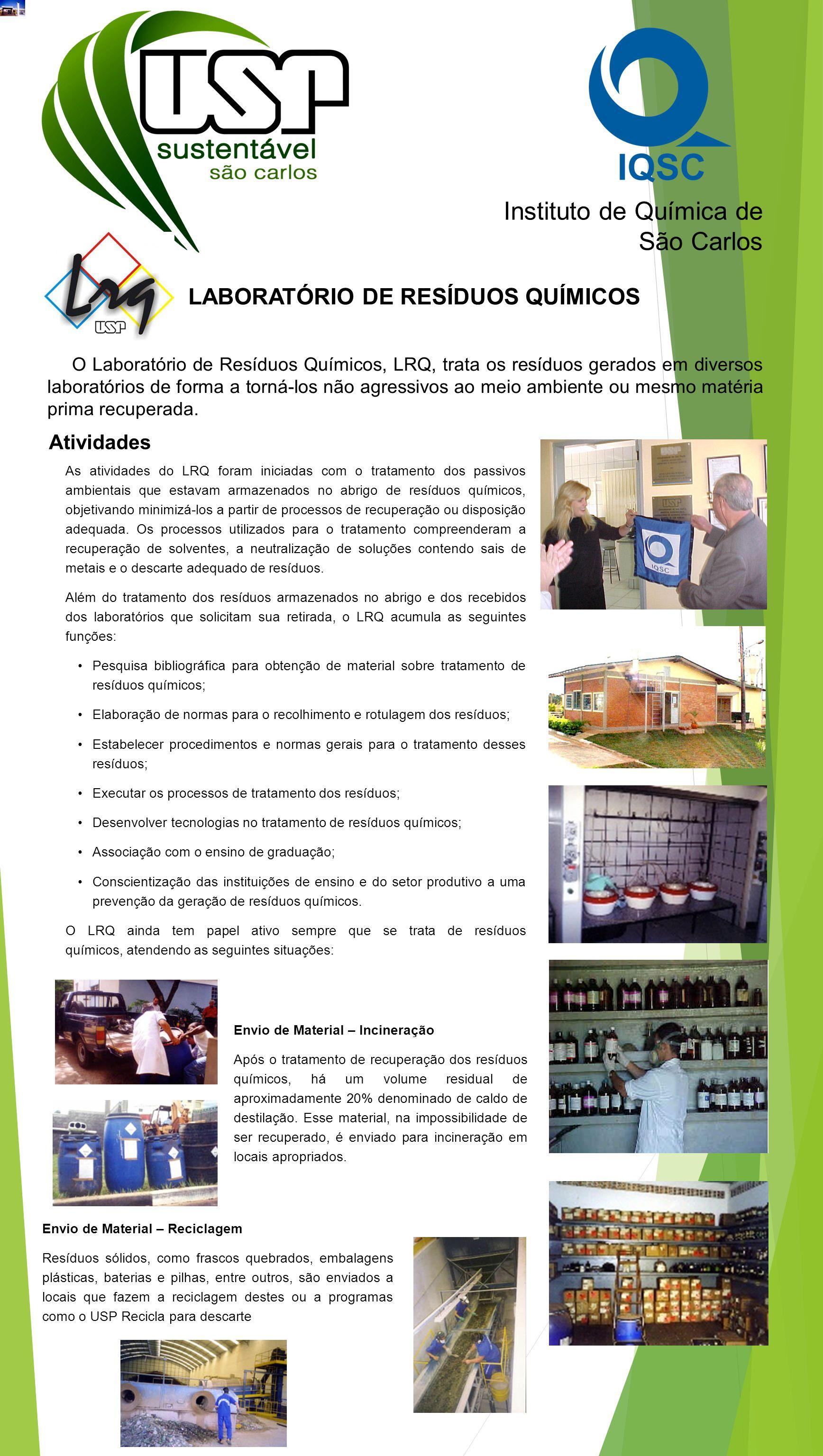 Instituto de Química de São Carlos