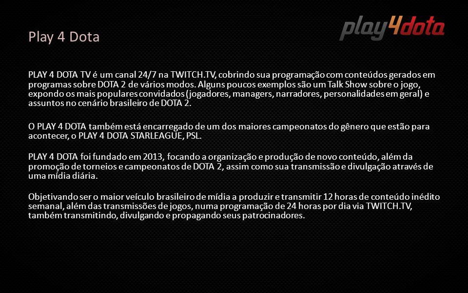 Play 4 Dota