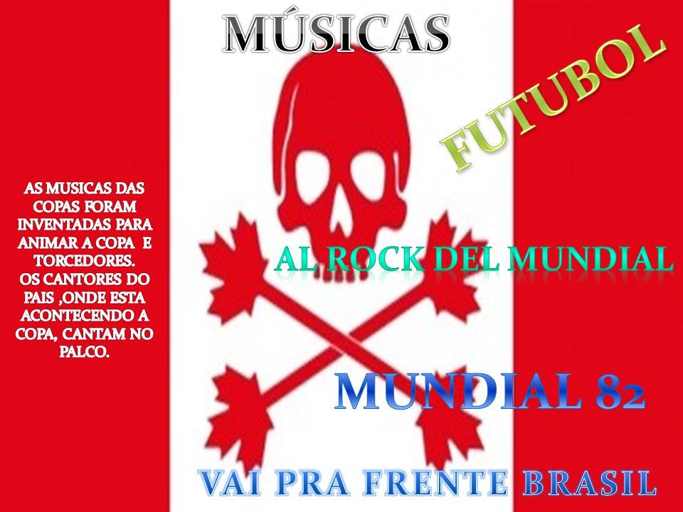 MÚSICAS FUTUBOL MUNDIAL 82