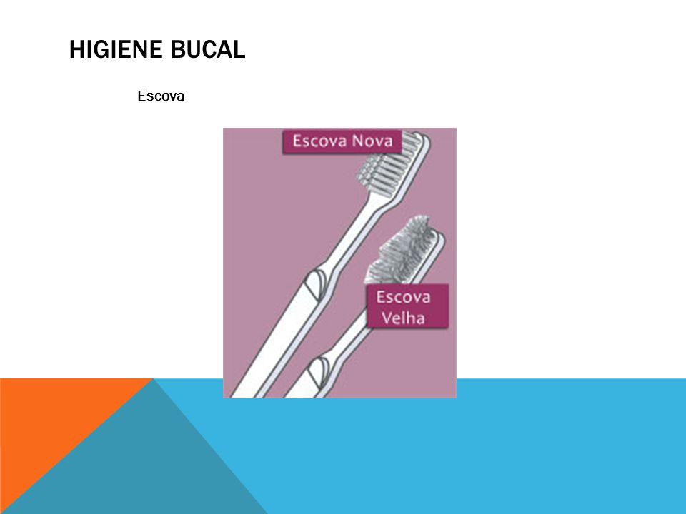 higiene bucal Escova
