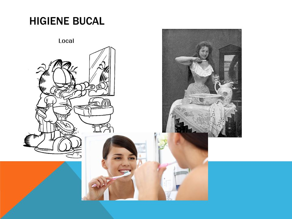higiene bucal Local