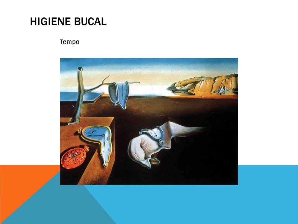 higiene bucal Tempo