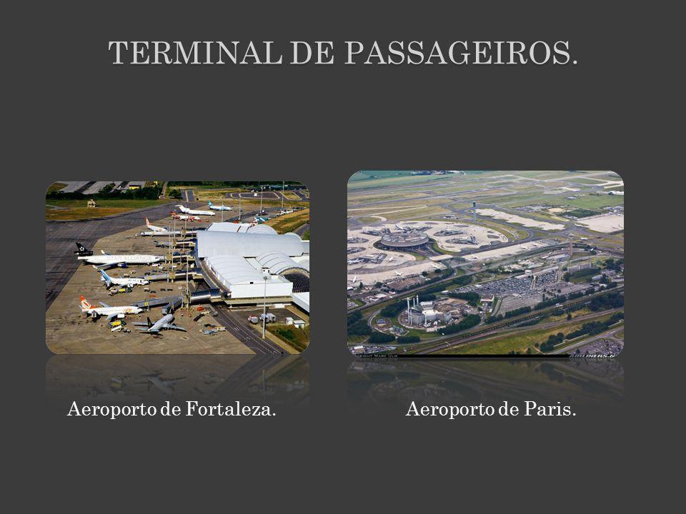 TERMINAL DE PASSAGEIROS.