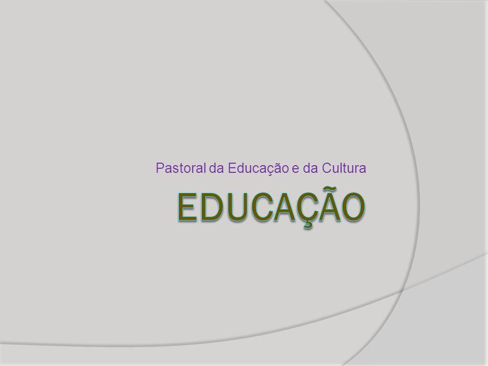 Pastoral da Educação e da Cultura
