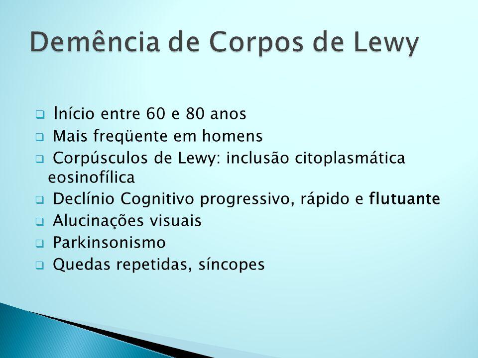Demência de Corpos de Lewy