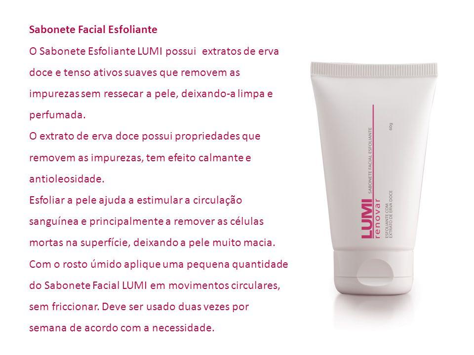 Sabonete Facial Esfoliante