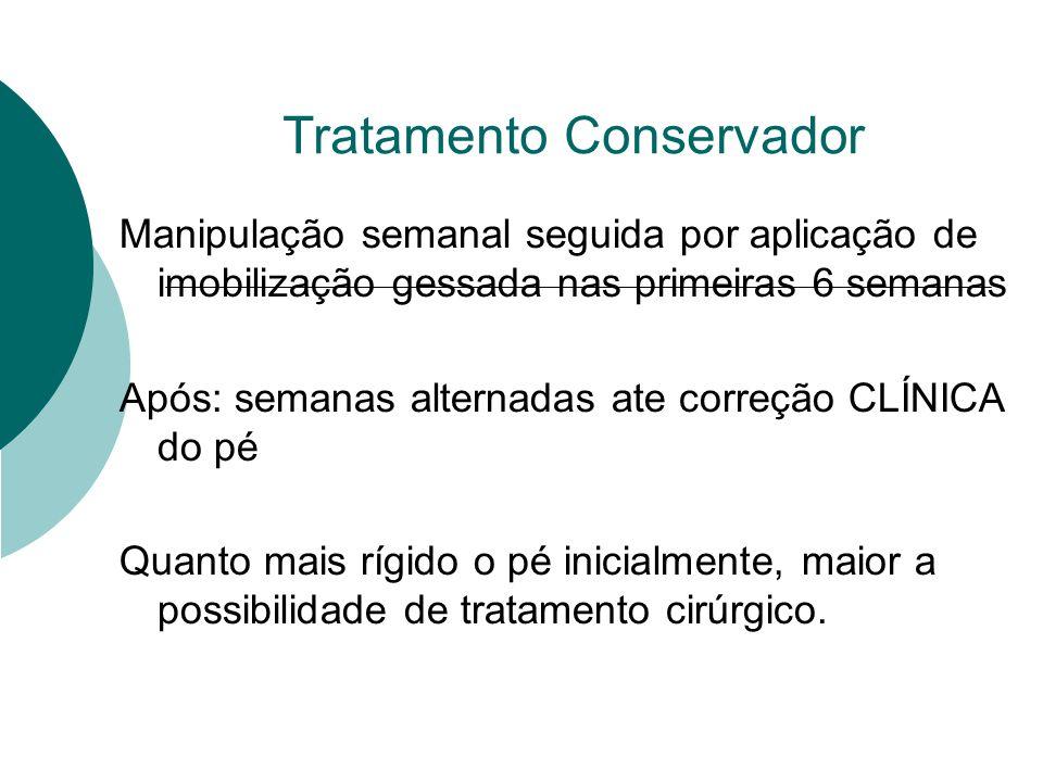 Tratamento Conservador