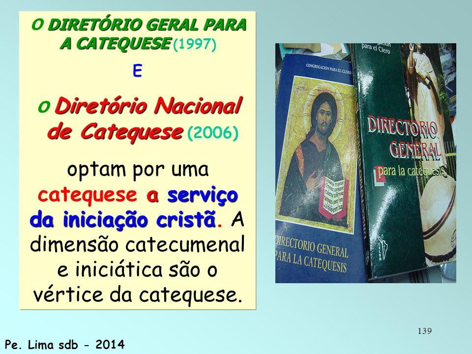 O DIRETÓRIO GERAL PARA A CATEQUESE (1997)