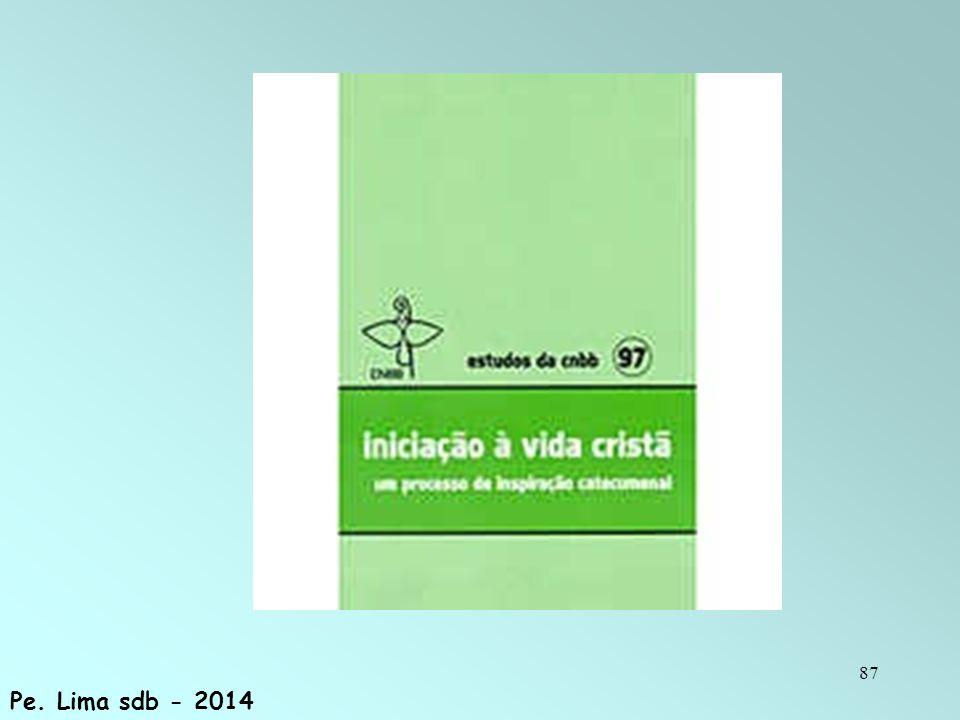 Pe. Lima sdb - 2014