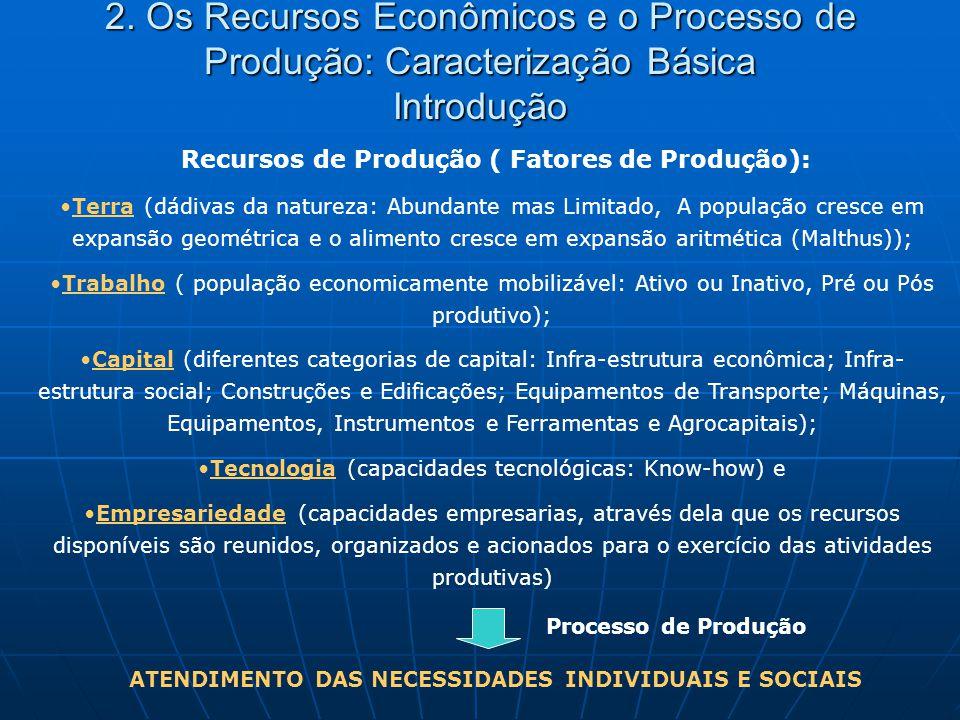 ATENDIMENTO DAS NECESSIDADES INDIVIDUAIS E SOCIAIS
