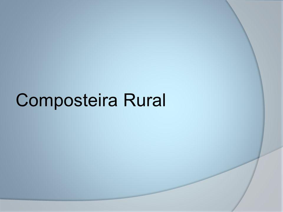 Composteira Rural