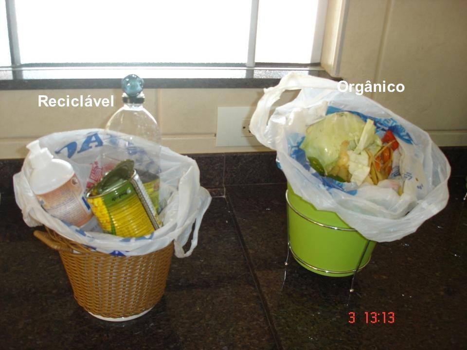 Orgânico Reciclável