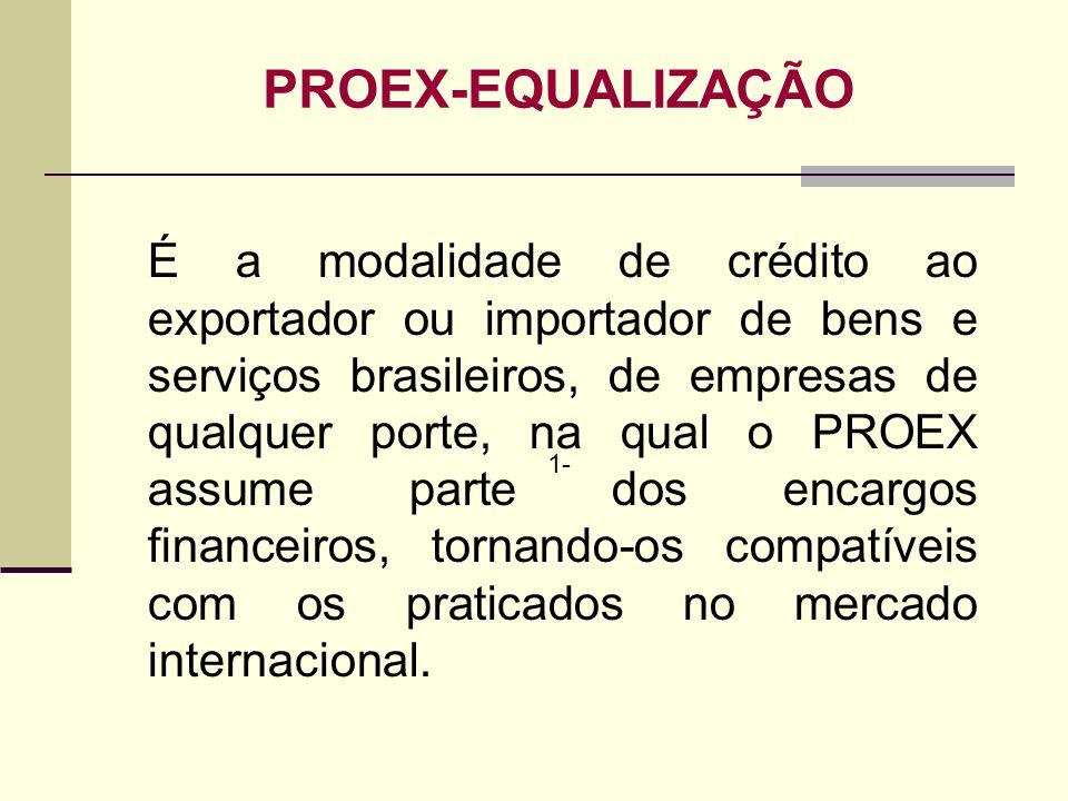 PROEX-EQUALIZAÇÃO