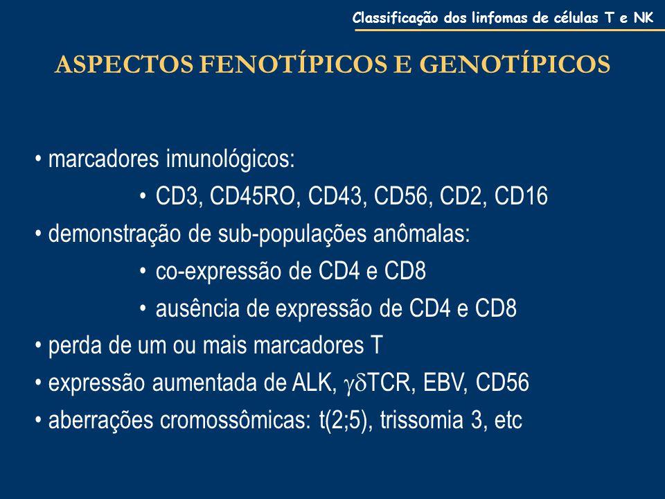 ASPECTOS FENOTÍPICOS E GENOTÍPICOS