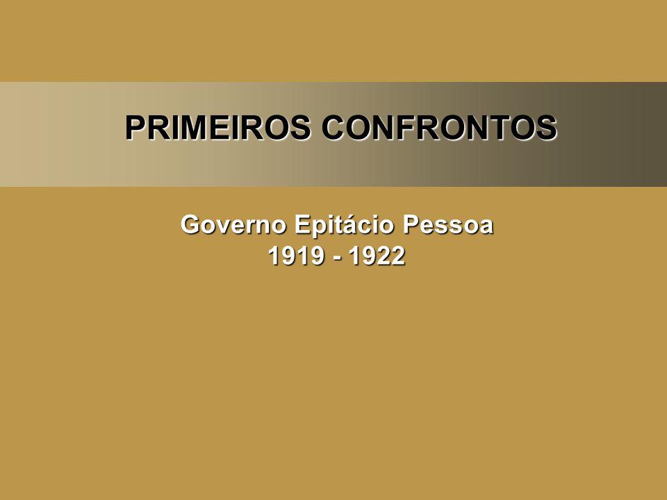 Governo Epitácio Pessoa