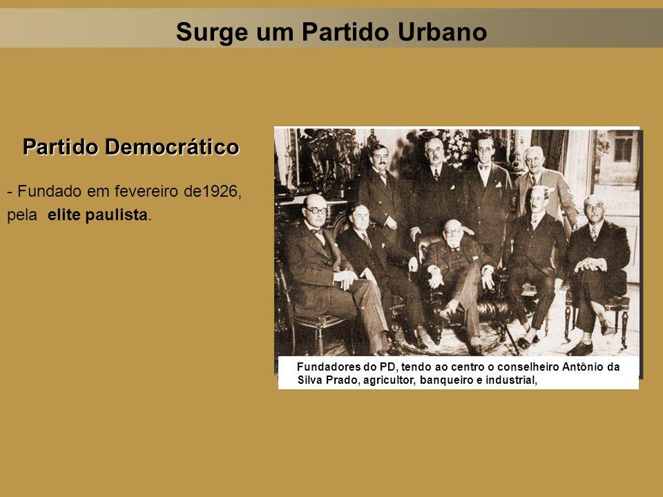 Surge um Partido Urbano