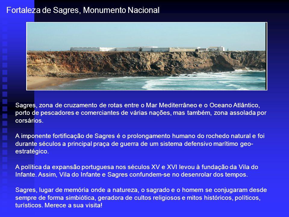 Fortaleza de Sagres, Monumento Nacional