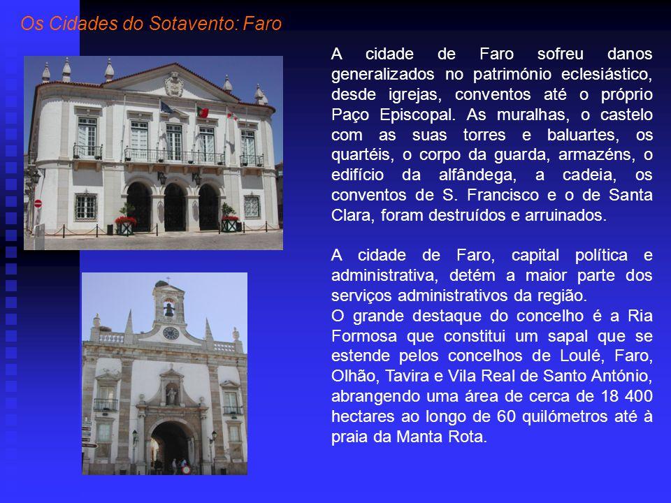 Os Cidades do Sotavento: Faro