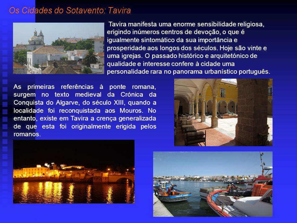 Os Cidades do Sotavento: Tavira