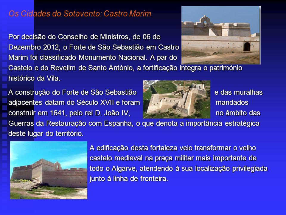 Os Cidades do Sotavento: Castro Marim